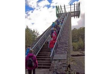 Mit dem TSV zu Fuß durch Steinbergen