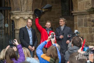 DTM-Champion René Rast und Audi Team Rosberg zu Gast in der Region