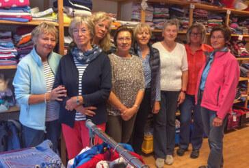 Ehrenamtliche Helfer für Kleiderkiste gesucht