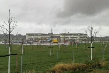 Neubau fertig: Klinikum Schaumburg nimmt am 30.11. Betrieb auf