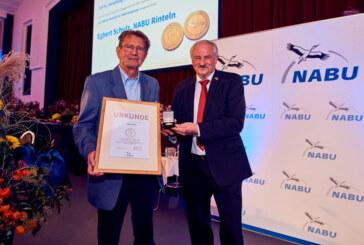 Rintelner Naturschützer mit Lina-Hähnle-Medaille geehrt
