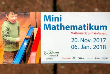 """Mathe macht glücklich!"": Wanderausstellung Mini-Mathematikum kommt nach Rinteln"
