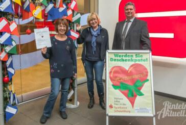 7. Aktion Herzenswunsch von Rintelner Silvesterinitiative und Sparkasse Schaumburg