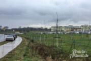 Zusätzliche Parkplätze am neuen Klinikum Schaumburg