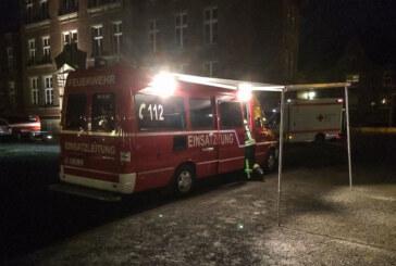 Rinteln: Feuerwehr und Polizei suchen 84-Jährige