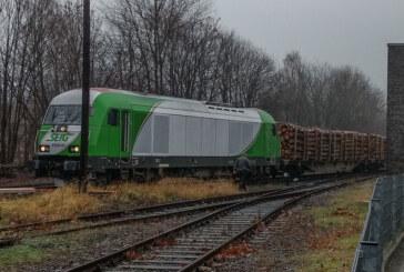 Eisenbahn Rinteln-Stadthagen punktet mit Verladestellen und Gleisanschlüssen