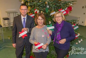 Von Lego bis Monopoly: 87 Geschenkwünsche in der Volksbank