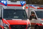 Deckbergen: Auffahrunfall auf der Alten Heerstraße