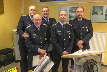 Feuerwehr Goldbeck: Neuer Jugendwart, Beförderungen und Ehrungen