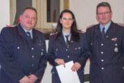 Von Wohnungsbrand bis Heckenfeuer: Feuerwehr Möllenbeck mit 20 Einsätzen in 2017