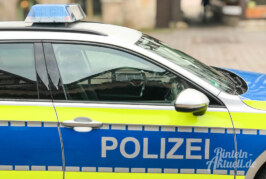 Jägerzaun liegt auf Straße: Fahrzeuge beschädigt
