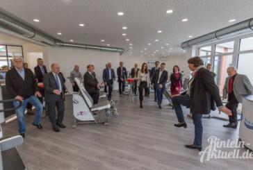 Weser-Fit-Rinteln: Offizieller Startschuss fürs neue Sport- und Gesundheitszentrum der VTR