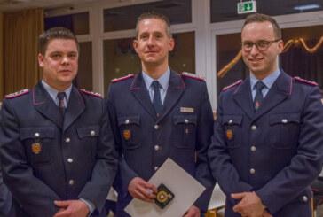 Neuer Ortsbrandmeister für Feuerwehr Exten