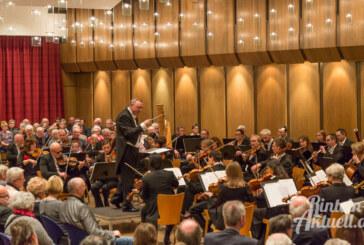 """Von """"Morgenstimmung"""" bis Polka: Vorletztes Neujahrskonzert des Göttinger Symphonie Orchesters im Brückentorsaal"""