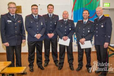 Feuerwehr Rinteln zieht Bilanz: 185 Einsätze in 2017