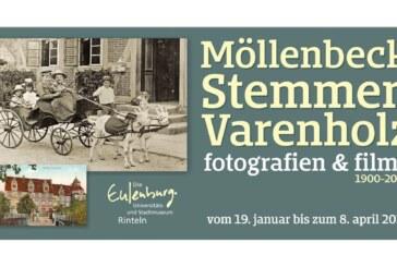 Möllenbeck, Stemmen und Varenholz: Neue Sonderausstellung ab 19. Januar im Museum