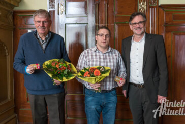 Ehrenamtskarte für besondere Verdienste an Rintelner Bürger überreicht
