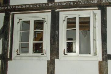 Zwei Einbrecher (15, 19) nach Einbruchstour durch Kleinenbremen gefasst