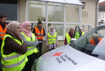 Gemeinschaftsprojekt fand großen Anklang: Erste-Hilfe-Kurs als Integrationsmaßnahme