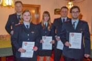 Freiwillige Feuerwehr Friedrichswald mit Rückblick auf 2017
