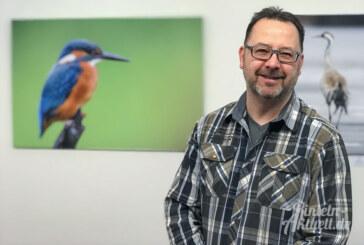 Mit Engelsgeduld zum perfekten Foto: Stefan Schubert zeigt Naturmotive zum Greifen nah
