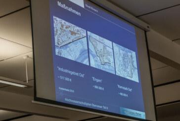 Deich oder Mauer? Hochwasserschutzplan mit Maßnahmen für Rinteln vorgestellt