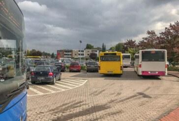 Landkreis: Unklar, ob Parkplatzverlegung an IGS-Neubau zu Verzögerungen im Bauablauf führt