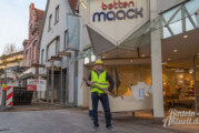 "Großer Umbau bei Betten Maack: ""Klares Bekenntnis zum Standort Rinteln"""