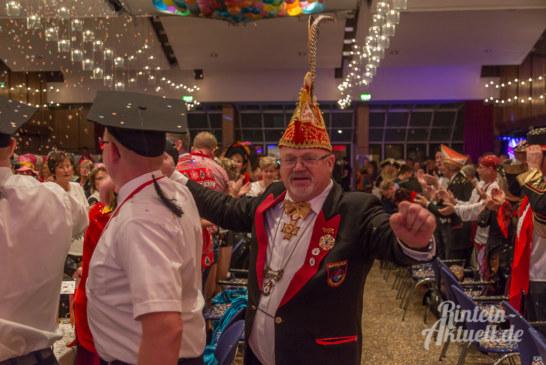 Große Karnevalsparty und Prunksitzung am Samstag ist ausverkauft
