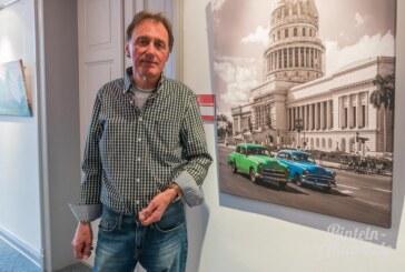 """Gemütliche Gelassenheit: Rathausgalerie eröffnet Ausstellung """"Cuba"""" von Rolf Fischer"""