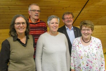 Hospizverein Rinteln: Volles Programm und Veränderungen im Vorstand