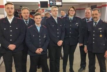 """""""Das neue WIR hat begonnen"""": Feuerwehr Deckbergen motiviert und positiv gestimmt"""