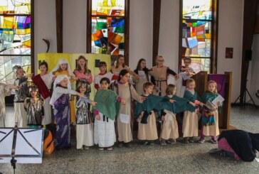 Ostern im Johannis-Kirchzentrum: Familiengottesdienst mit Musical