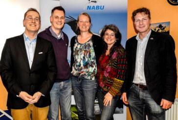 Verdiente Ehrung für NABU-Ehrenamtliche: Vortrag über internationales LIFE-Gelbbauchunkenprojekt