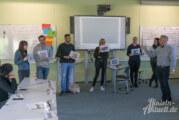 Echtes Falschgeld im Unterricht: BBS-Schüler informieren sich über Blüten