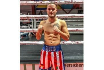 Boxen im Brückentorsaal: Piergiulio Ruhe feiert Profi-Debüt in Rinteln