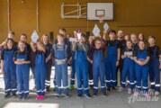 Team Krankenhagen-Volksen siegt beim 3. Kuppelcontest der Rintelner Jugendfeuerwehren