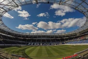 Hinter den Kulissen von Hannover 96: Ferienspaß-Aktion in der HDI-Arena