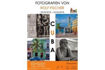 "Ausstellung ""Cuba"" startet: Karibik-Atmosphäre im Rathaus der Stadt Rinteln"