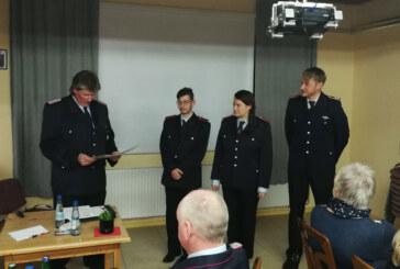 Rückblick der Feuerwehr Westendorf aufs Einsatzjahr 2017