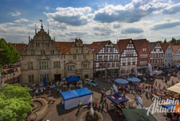 """Mit """"Rinteln mobil"""" kommt viel Bewegung in die Weserstadt"""