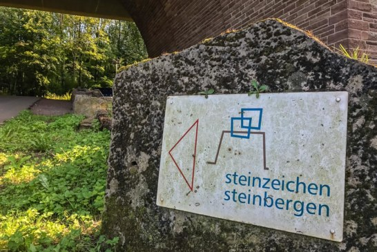 Versuchter Kupferdiebstahl am Steinzeichen Steinbergen