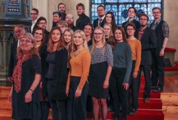 """Pfingstsonntag in St. Nikolai: Chorkonzert mit schwedischem Chor """"Troendegruppen"""""""