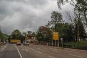 Großbaustelle Steinbergen ist Geschichte: Freie Fahrt auf der neuen Betonkreuzung