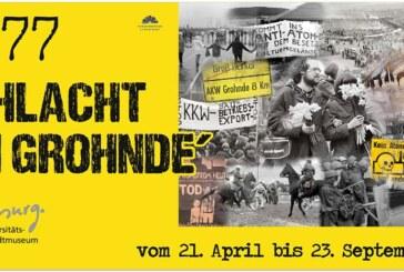 Schlacht um Grohnde: Neue Sonderausstellung im Museum eröffnet am Freitag