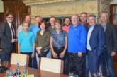 Schaumburger aus USA zu Besuch in Rinteln