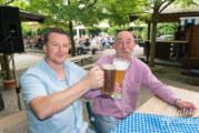 Frischer Wind für den Biergarten am Weseranger
