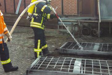 Hohenrode: Filter in Flammen