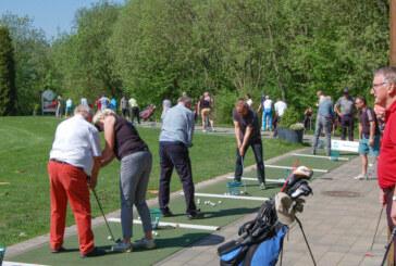 Jeden 1. und 3. Sonntag im Monat: Golf Schnupperkurse von April bis Oktober