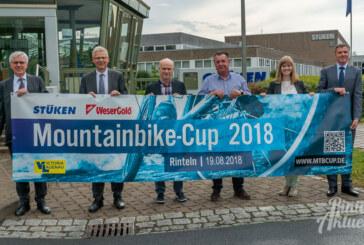 6. Stüken-Wesergold Mountainbike-Cup: Anmeldungen starten ab Mitte Juli